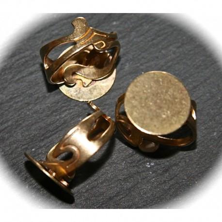 Bague laiton bronze